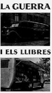 la guerra i els llibres