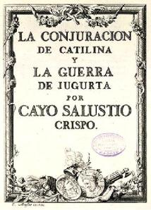 catilina salustio ibarra