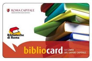bibliocard roma