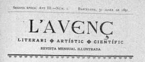 L'Avenç 1891