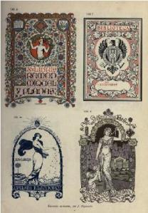 exlibris per FSB352