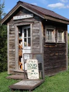 bibliobargains, la caseta