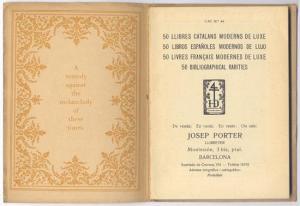 50 llibres catalans Porter