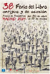 38 feria libro madrid 2014 primavera