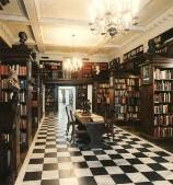 The Grolier Club library, NY,USA