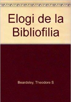 elogi de la bibliofília