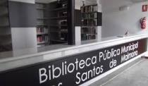 biblioteca santos de maimona