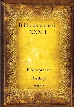 bibliodiccionari XXXII a