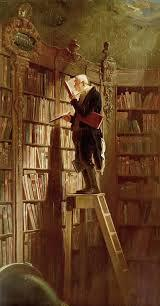 el ratón de biblioteca de