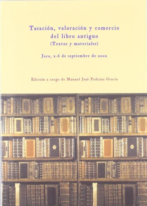 tasacion y valoracion libro jaca 2002
