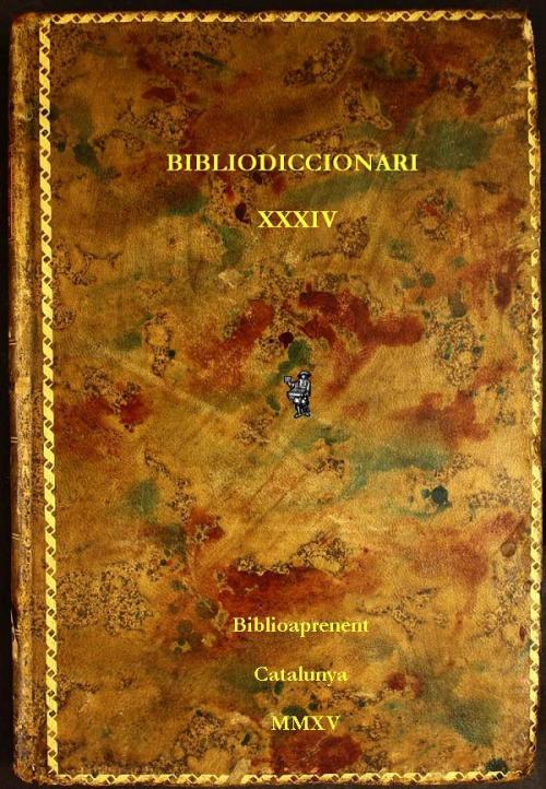 bibliodiccionari XXXIV e