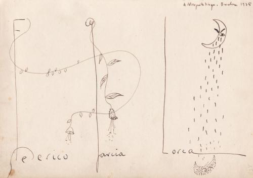 llibre dedicat Lorca a xirgu