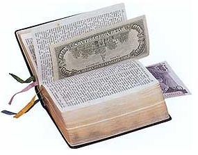 llibres amb bitllets 1