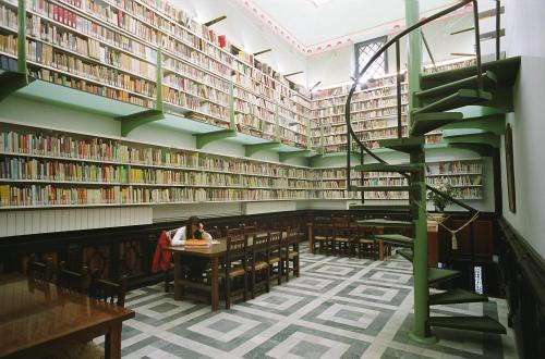 biblioteca sitges sala lolita mirabent