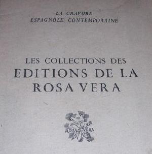 rosa vera editions 1
