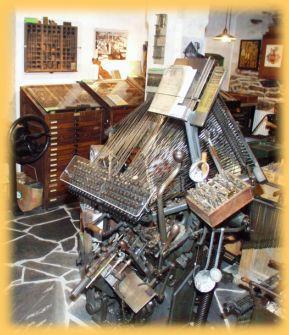 Buchdruck Museum 1 Zschopau (D)