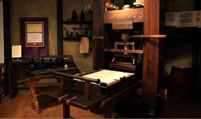 Crandall Historical Printing Museum a Provo (UTAH)