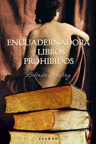 la encuadernadora de libros prohibidos