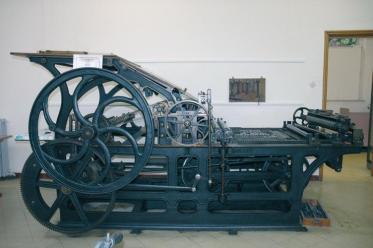 la maison de l'imprimerie a Thuin