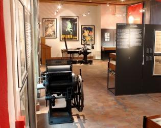 Musée de l'imprimerie et de la communication graphique, Lyon, France