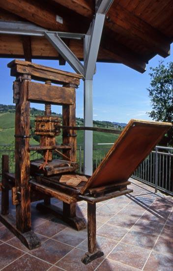 Museo Internazionale della Stampa a Urbino 1