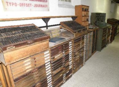 Museu de la impremta a Limoux (FR)1