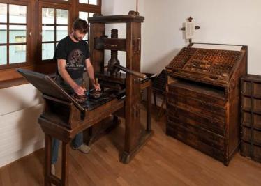Papiermuseum a Basilea (CH)1