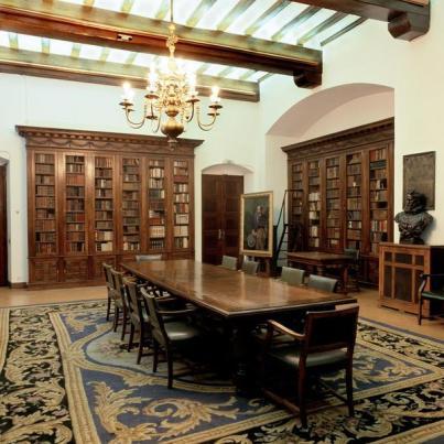 Sala Cervantina Biblioteca de Catalunya