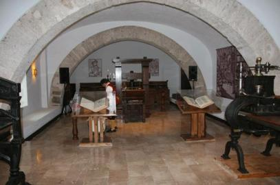 sala Gutenberg Sta. M. del Puig (VLC)