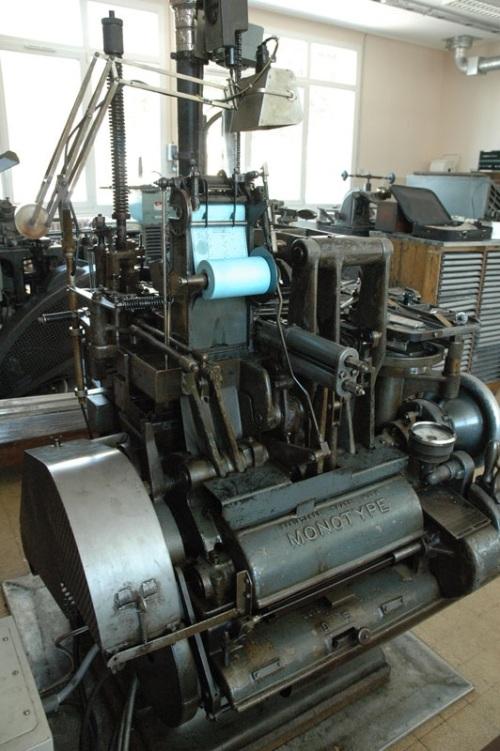 Atelier Typographique a Saran