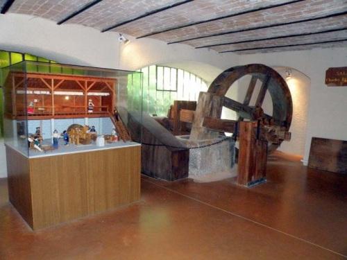 Musée des papeteries Canson et Montglofier