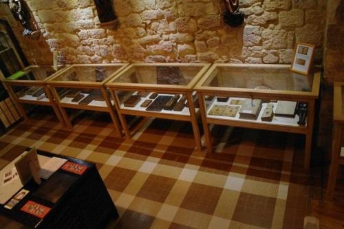 musée le livre et la lettre Le Bourg