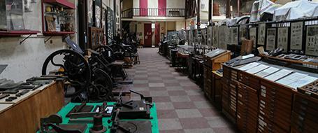 Museu Impremta Bordeaux 1