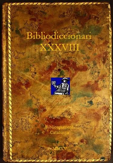 Bibliodiccionari XXXVIII