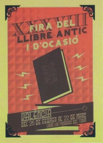 fira llibre antic vlc 2015