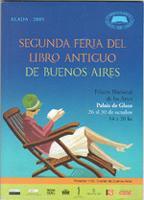 segunda feria libro antiguo buenos aires 2005