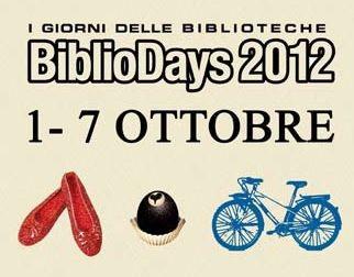 bibliodays 2012