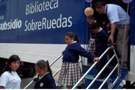 bibliotecassobreruedas colombia