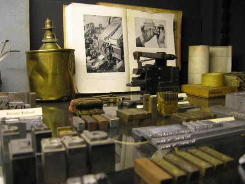 Drukkunstmuseum a Maastricht 2