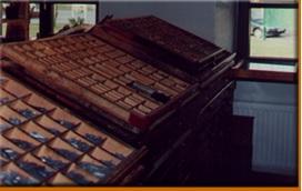 Historische Buchdruckerei