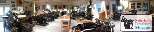 Nederlands Drukkerij Museum a