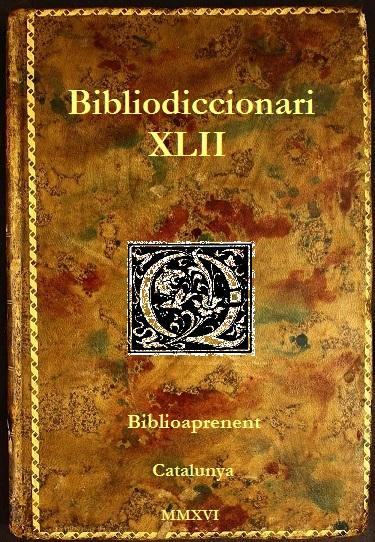 bibliodiccionari XLII a