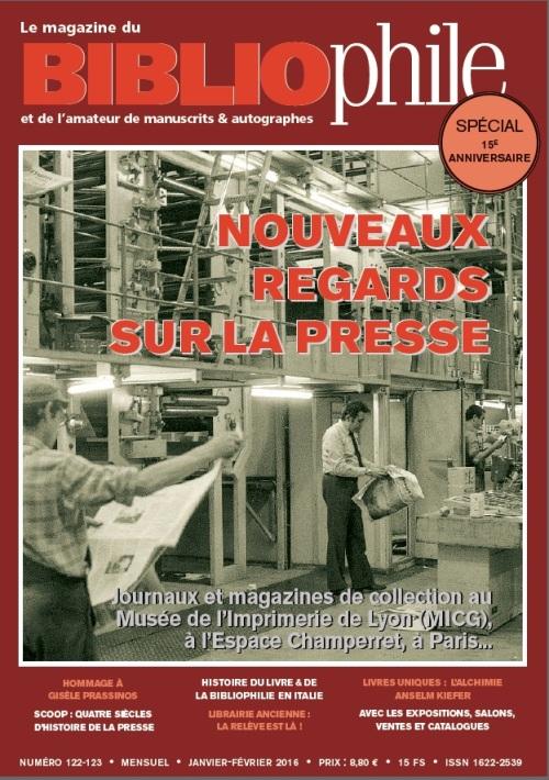 bibliophile magazine