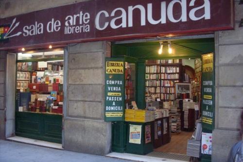 llibreria canuda ex