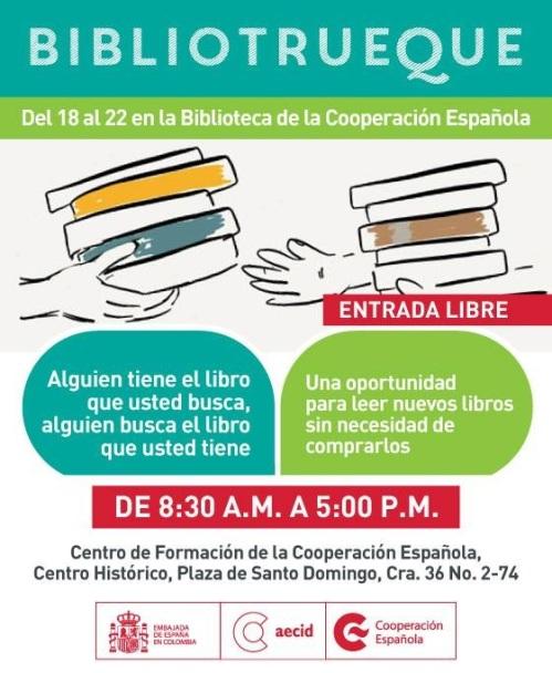 bibliotrueque