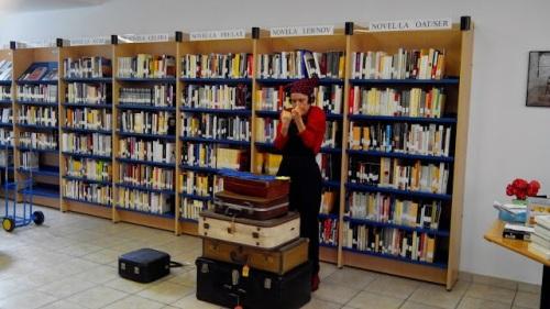 bibliomaleteca