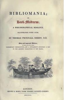 bibliomania a