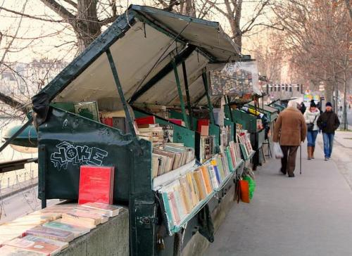 bouquinistes  Paris