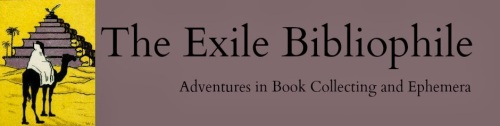 the exile bibliophile