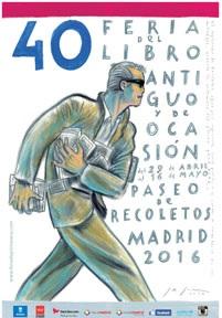 40 feria libro ocasión madrid 2016